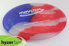 Innova CHAMPION GROOVE *dyed*  170 grams   disc golf driver  Hyzer Farm Dye