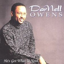 Owens, Darnell: He's Got What U Need Extra tracks Audio Cassette