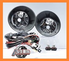 2010 2011 2012 2013 Chevy Camaro Fog Light Clear Lens Front Lamps + Switch- KIT
