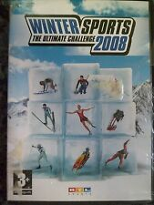 PC Winter Sports The Ultimate Challenge 2008 precintado en castellano in english