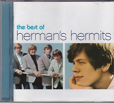 THE BEST OF HERMAN'S HERMITS - CD - NEW -