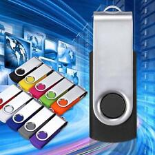 64MB Swivel USB 2.0 Metal Flash Memory Stick Pen Drive Storage Thumb U Disk TR