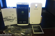 Samsung Galaxy Mega SGH i527  White 6.3 Unlock at&t,T-mobile GSM Phone