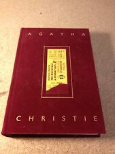 Agatha Christie THE MOUSETRAP And Other Plays Franklin Library 1st Edition First