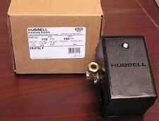 69JF8LY AIR COMPRESSOR PRESSURE SWITCH 115-150PSI Old # 69MB8LY FURNAS/HUBBELL