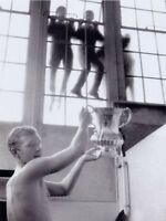 Bobby Moore West Ham United With FA Cup 10x8 Photo