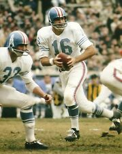 GEORGE BLANDA 8X10 PHOTO HOUSTON OILERS PICTURE NFL FOOTBALL