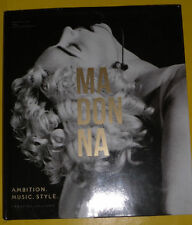 Madonna - Ambition Music & Style 2015 NEW Pictorial Story Many Great Photos See