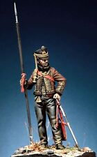 PEGASO MODELS 54-169 - HUSSAR REGIMENT OF AKHTYRKA 1812 - 54mm WHITE METAL NUOVO