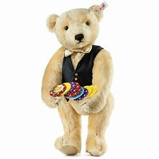 Croupier Teddy bear by Steiff - EAN 034459