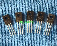 50pcs NEW BD139 NPN TRANSISTOR 1.5A 80V TO-126