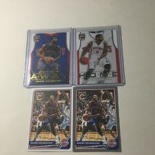2015-16 Panini Complete Andre Drummond Home and Away (Rare) Jersey, SP, and Base