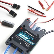Hobbywing FLYFUN 100A-HV (Version 4.1) Brushless Speed Control : Airplane/Heli