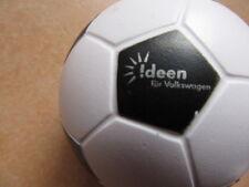 """"""" IDEEN für VW"""" 1 Anti-Stress-HANDTRAINER / Anti-Stress-Ball als """"Fußball""""  6 cm"""