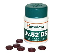 Liv 52 DS | Liv.52 DS Himalaya Herbals | 60 Tablets | Direct From India