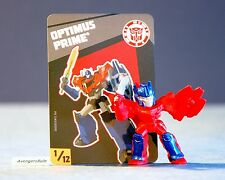 Transformers Tiny Titans Series 4 Robots in Disguise 1/12 Optimus Prime