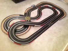 Scalextric Digital Large Layout & 2 Digital Cars Set