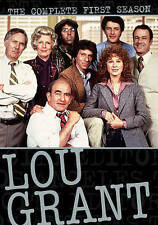 LOU GRANT COMPLETE FIRST SEASON 1 New Sealed 5 DVD Set
