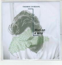 (ER876) Thomas Dybahl, Man On A Wire - 2013 DJ CD