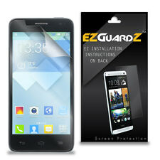 2X EZguardz LCD Screen Protector Shield HD 2X For Alcatel OneTouch Idol Mini