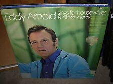 EDDY ARNOLD sings for housewives & other lovers ( country ) SEALED / NEW