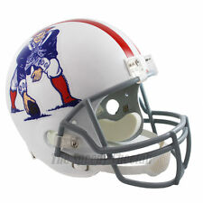 NEW ENGLAND PATRIOTS 61-64 THROWBACK FOOTBALL HELMET – RIDDELL FULL SIZE REPLICA