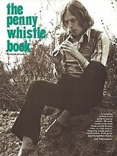 *GOOD CONDITION* The Penny Whistle Book by Robin Williamson (1992) CLEAN PAGES