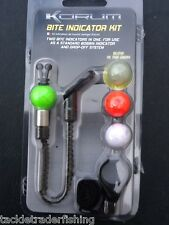 KORUM BITE INDICATOR KIT - SPECIMEN FISHING - CARP, ROACH, PIKE ETC