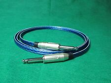 6 FT SAMURAI TRUE 12 Gauge Guiter Amp Speaker Cabinet Cab Lead wire Cable.