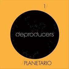 DEPRODUCERS-PLANETARIO CD NEW