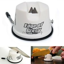 Hot Knife Sharpener Stone Easy Kitchen Tool Food Supplies Edge Of Glory Gadget