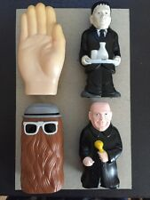 Addams Family 1991 Cereal Toy Halloween Flashlights + Trading Cards Set Topps
