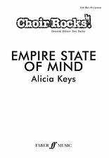 Choir Rocks Empire State of Mind Alicia Keys R&B Soul Voice FABER Music BOOK