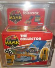 M.A.S.K. MASK COLLECTOR - AFA 80 NM - IN AFA SLEEVE - CIB MISB - FREE SHIPPING!