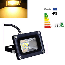 10W Flood Light LED 12V Spot Light Warm White Floodlight Outdoor Garden Lamp New