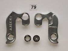 #79 Posteriore Deragliatore Mech Gear Hanger in alto Drop Out per Moto Scott