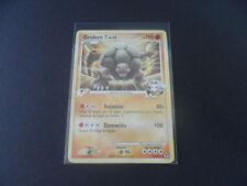 Carte Pokemon Grolem 23/111 – Rare – Bloc P Rivaux émergeants - VF