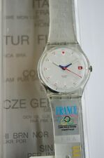 SWATCH gk419h run after France Francia-OLYMPIC SPECIAL Sydney 2000