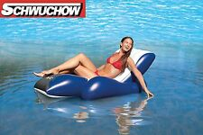 Intex Floating Recliner Lounge Sitting Luftmatratze Schwimmsessel Pool Sessel