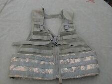 Molle II Fighting Load Carrier Army Universal Digital Pattern - ACU FLC
