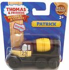 PATRICK Cement Mixer Thomas Tank Engine Wooden Railway NEW IN BOX Construction