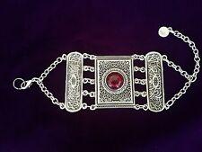 Turkish Made Silver Plated Bracelet SBT046k