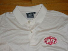 La Gloria Cubana de E.P.C. Calidad Suprema Cigars Polo Golf Shirt Men XXL Sharp!