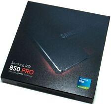 HARD DISK SSD 2,5 256GB Samsung 850 PRO SATA3 6Gbit/s MZ-7KE256BW 520MB/s 550MB/