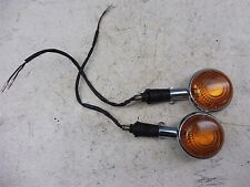 1984 Yamaha Virago XV700 XV 700 Y570' rear turn signals blinker set