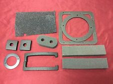1966-1977 EARLY FORD BRONCO NEW HEATER BOX SEAL KIT!