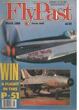 FLY PAST MAGAZINE March 1988 P-51 AL