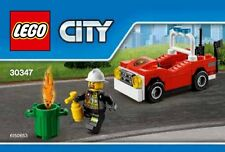 LEGO CITY Feuerwehr 30347 Feuerwehrwagen + Figur NEU 2016