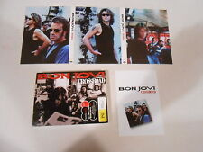 BON JOVI-CROSSROAD-LIMITED DIGIPAK WITH 2 CD's + DVD + BOOKLET-AUSTRALIA-2005