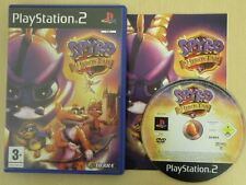 Sony Playstation 2 Game * SPYRO A HERO'S TAIL * Complete PS2 Retro Rare 10569